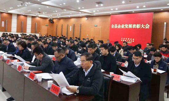 """热烈祝贺芜湖电器荣获2018年 """"纳税大户""""荣誉称号"""