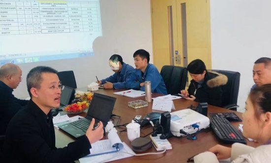 热烈祝贺芜湖合兴电器通过ISO9001质量管理体系认证审核