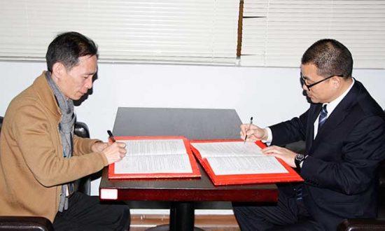 合兴集团与温州技师学院开展校企合作